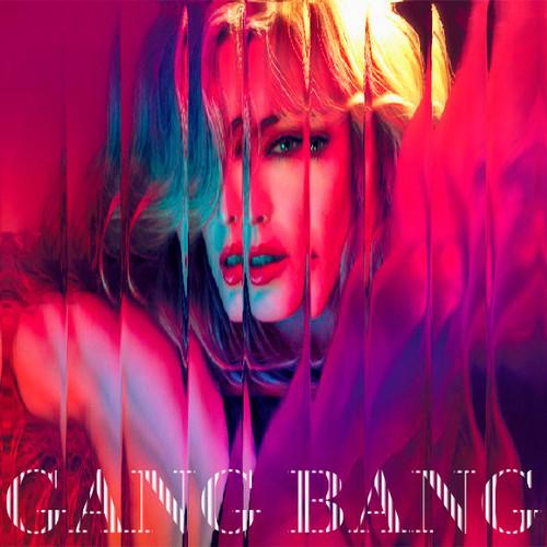 Madonna - Gang Bang (CD Single) Fanmade