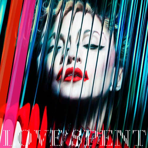 Madonna - Cinta Spent (CD Single) Fanmade [MDNA]