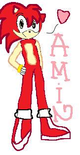 Male Amy rose