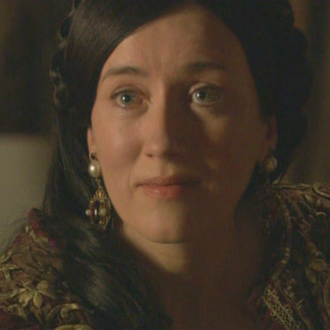 Maria Doyle Kennedy as Katherine of Aragon