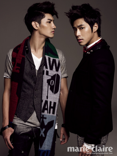 Max and Yunho