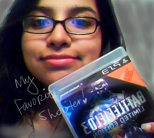 Me, A Real Girl Gamer