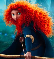 Ribelle - The Ribelle - The Brave wallpaper entitled Merida