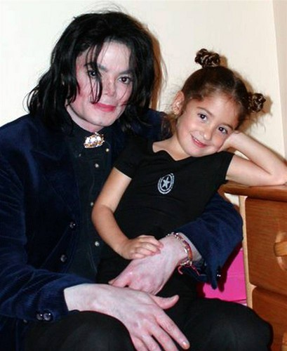 Michael Jackson and Spencer Malnik