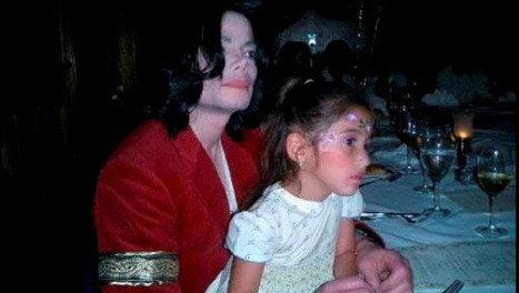 Michael Jackson and Spencer Malnik