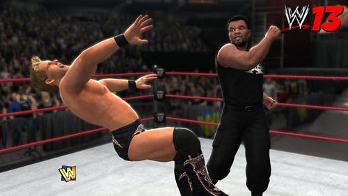Mike Tyson-WWE 13'