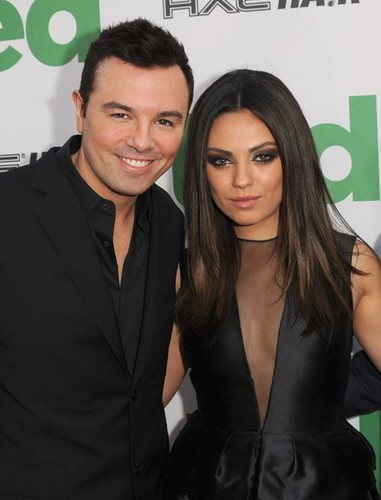 "Mila Kunis & Mark Wahlberg Premiere ""Ted"" in Hollywood - mila-kunis Photo"