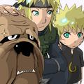 Minato & Naruto <3