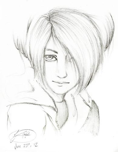 Modern Toph Sketch