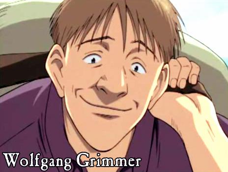 Mr. Wolfgang Grimmer