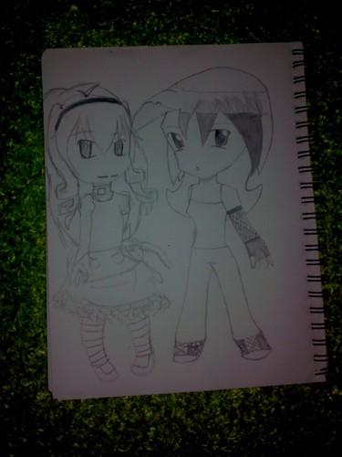 My Аниме Фан Art