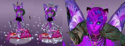 My Cheshire Furry (on IMVU)