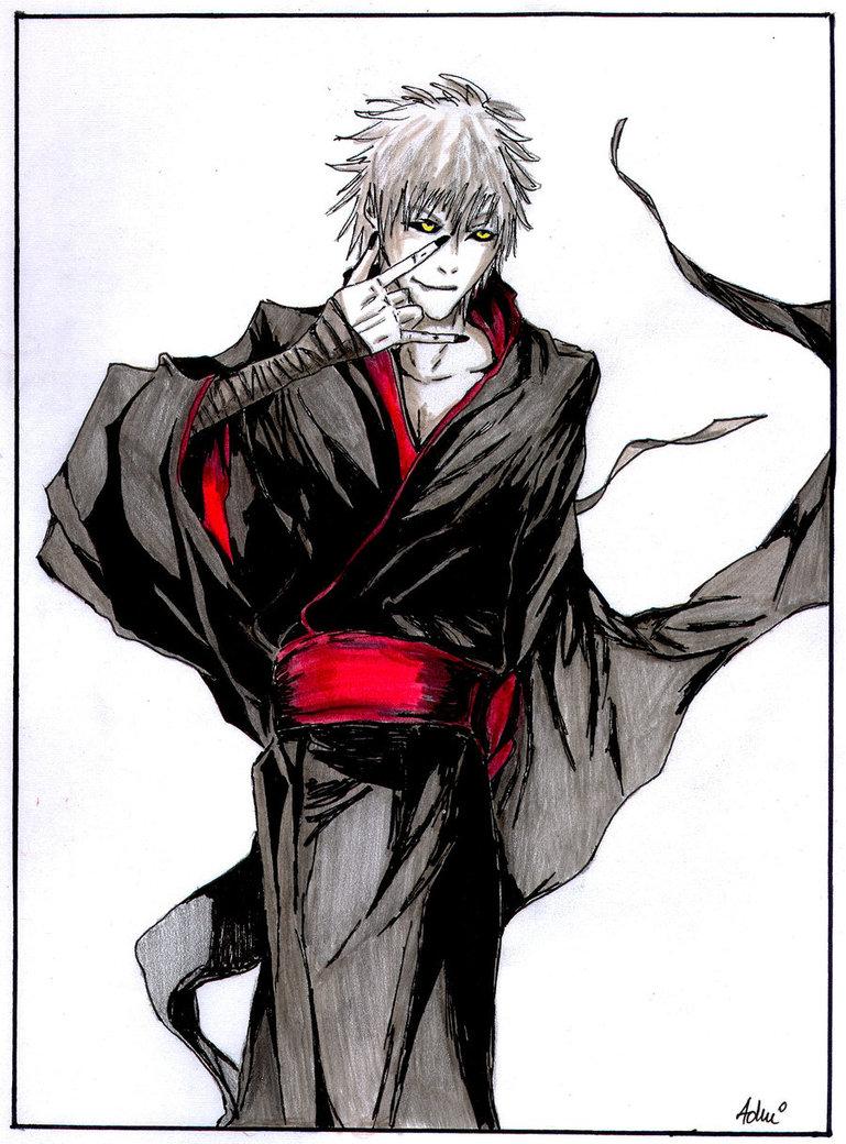 My kimono look