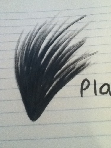 My plant drawing.