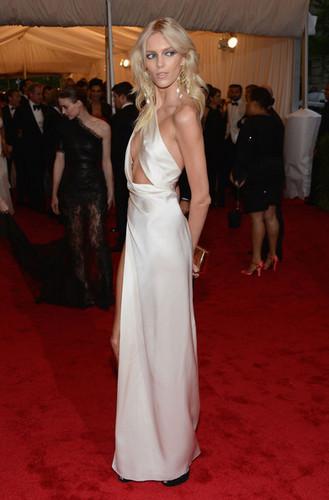 "NY: ""Schiaparelli And Prada: Impossible Conversations"" Costume Institute Gala"