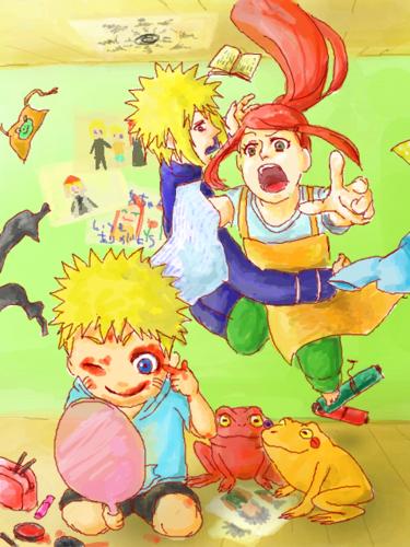 Namikaze Family x'3