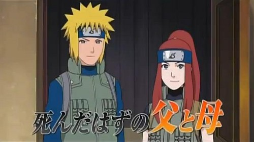 Kushina Uzumaki wallpaper containing anime entitled Naruto: Road to Ninja