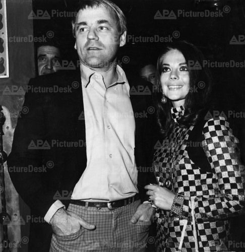 Nat & Richard Gregson - natalie-wood Photo