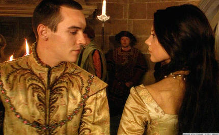 Natalie Dormer vai Anne Boleyn