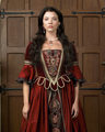 Natalie Dormer as Anne Boleyn - tudor-history photo
