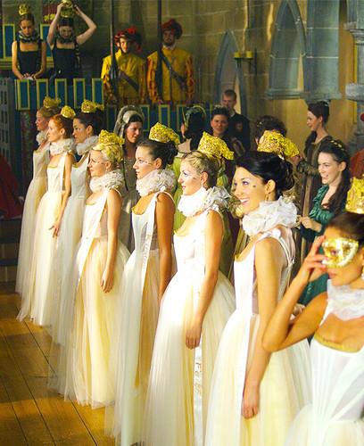 Natalie Dormer en tant que Anne Boleyn