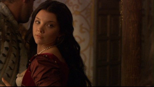 Tudor History wallpaper titled Natalie Dormer as Anne Boleyn