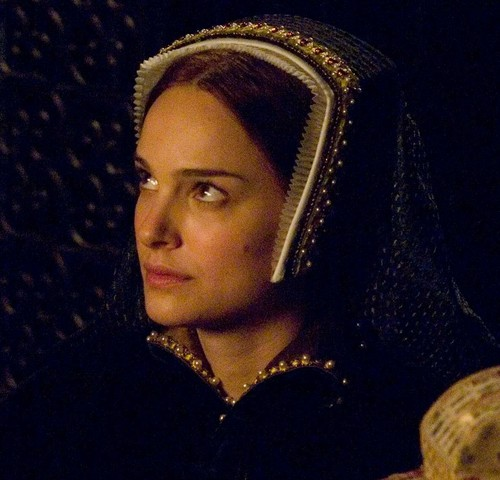 Natalie Portman as Anne Boleyn