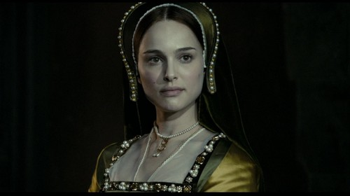 Tudor History wallpaper entitled Natalie Portman as Anne Boleyn