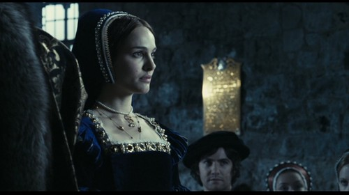 Tudor History wallpaper probably with a street entitled Natalie Portman as Anne Boleyn