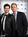 Neil and David  - neil-patrick-harris photo