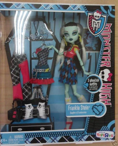 New Frankie!!!!! - monster-high Photo