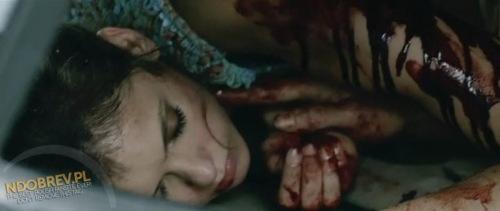 Nina in 'Arena' movie