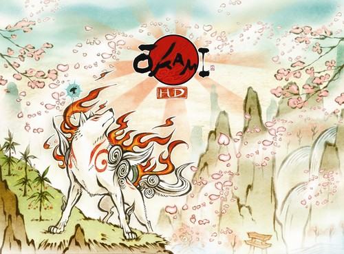 OKami HD Wallpaper