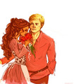 Old School: Arthur and Guinevere