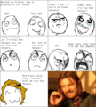 One does not simply... - rage-comics photo