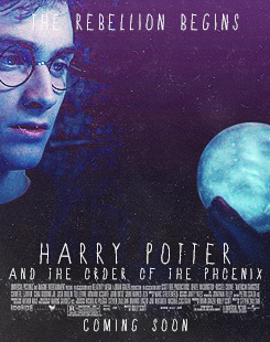 Order of the Phoenix Poster Remake