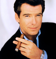 PIERCE BROSNAN SMOKING HOT