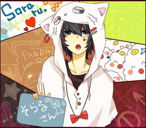 Panda Hero~