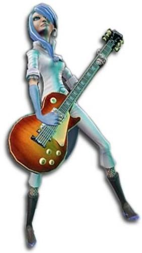 Pandora: đàn ghi ta, guitar Hero 2