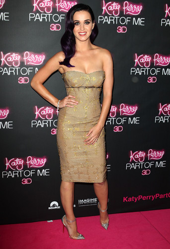 Parf Of Me 3D Premiere In Sydney [30 June 2012] - katy-perry Photo