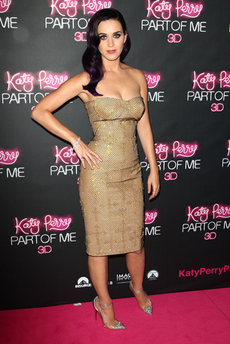 Parf Of Me 3D Premiere In Sydney [30 June 2012]