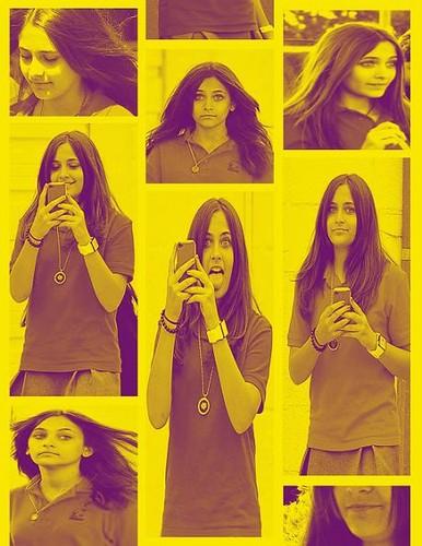 Paris Jackson (Yellow and Purple)