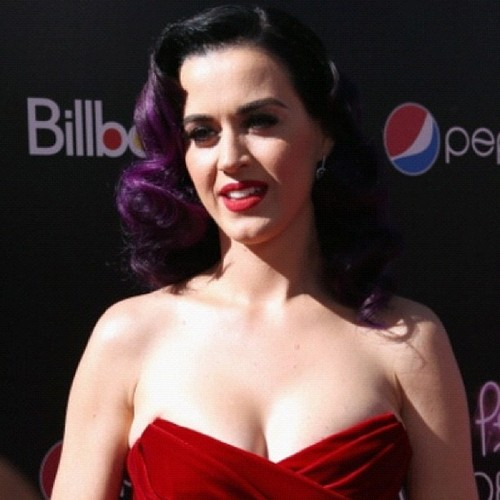 Part of Me 3D Premiere - Katy's first look