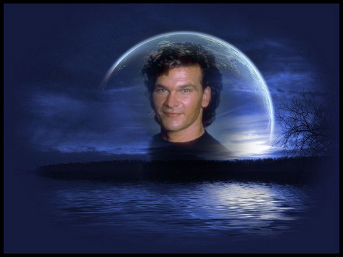Patrick Swayze wallpaper probably with a fountain entitled Patrick Swayze