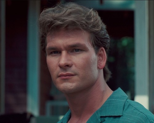 Patrick Swayze Hintergrund probably with a portrait entitled Patrick Swayze