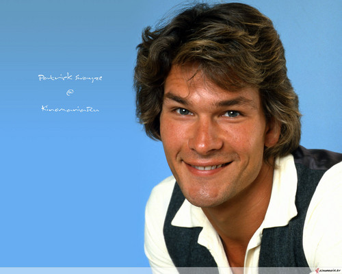 Patrick Swayze wallpaper possibly with a portrait called Patrick Swayze