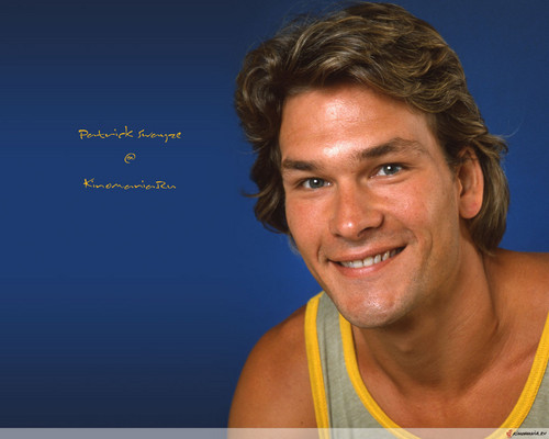 Patrick Swayze wallpaper possibly containing a portrait titled Patrick Swayze