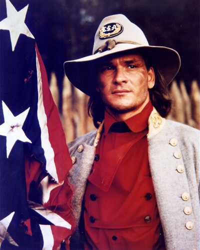Patrick Swayze wallpaper possibly with a fedora, a pith hat, and dress blues entitled Patrick Swayze