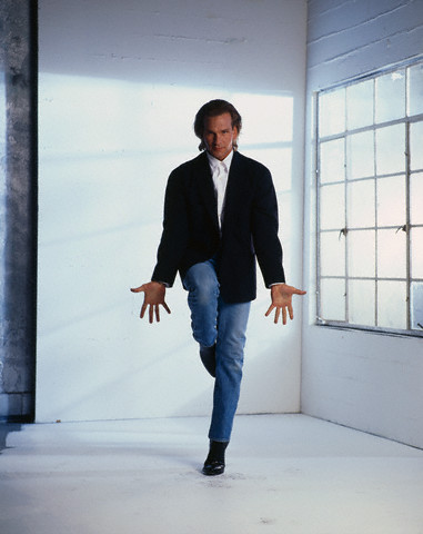 Patrick Swayze Hintergrund containing a business suit, a well dressed person, and a suit titled Patrick Swayze