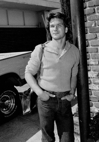 Patrick Swayze wallpaper with a street titled Patrick Swayze
